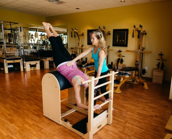 Pilates Class Video